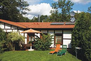 Bungalow in Seedorf direkt am See