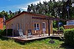Ferienhaus in Seedorf am Malchiner See - Mecklenburgische Seenplatte