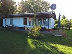 Ferienhaus in Dahmen am Malchiner See Mecklenburgische Seenplatte, Urlaub mit Hund