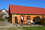 Ferienhaus, Holzblockhaus an der Müritz